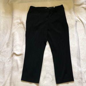 Pants - NWT apt. 9 black dress Capri.